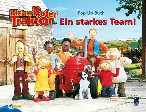 Kleiner roter Traktor: ein starkes Team - Pop-Up-Buch: Nelson Pop-Up-Buch