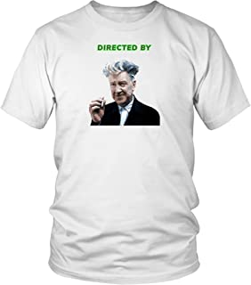 Directed by David Lynch Unisex T-Shirt - Twin Peaks Style