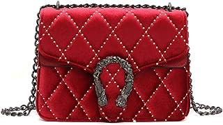 ffa162fb5fc7 Skitor Piccoli Monocolore Borsa Tracolla Ragazze Pelle Borse Offerta  Shopper Elegante Borsa Spalla Fashion Donna Borse