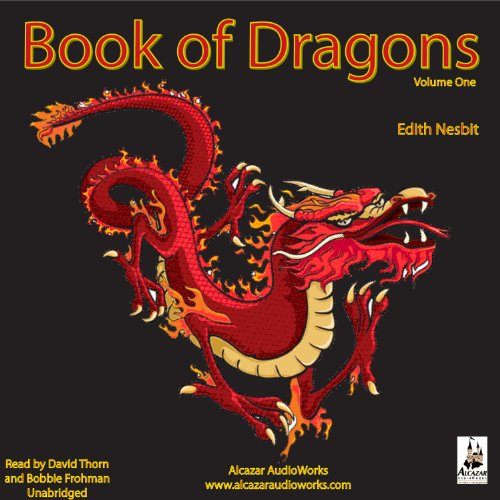 The Book of Dragons, Volume 1 cover art