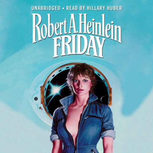 Friday  audiobook cover art