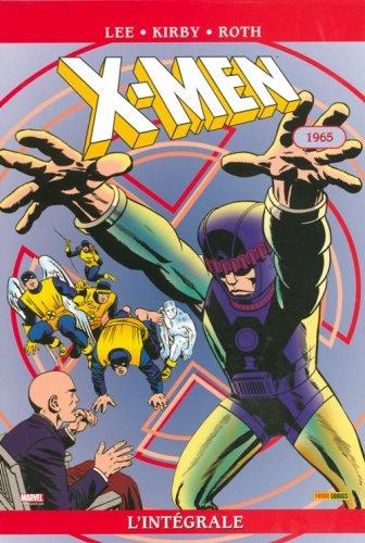X-Men L'intégrale - 1965