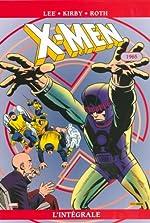 X-Men L'intégrale - 1965 de Stan Lee