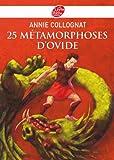 25 métamorphoses d'Ovide (Classique)