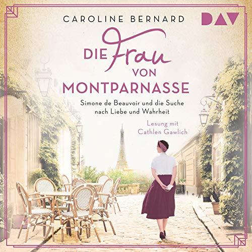 Die Frau von Montparnasse Titelbild