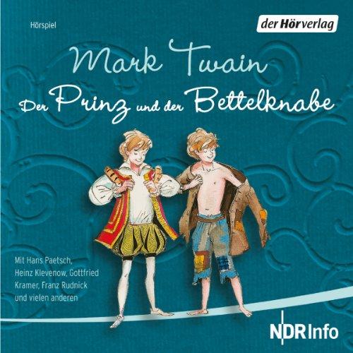 Der Prinz und der Bettelknabe audiobook cover art