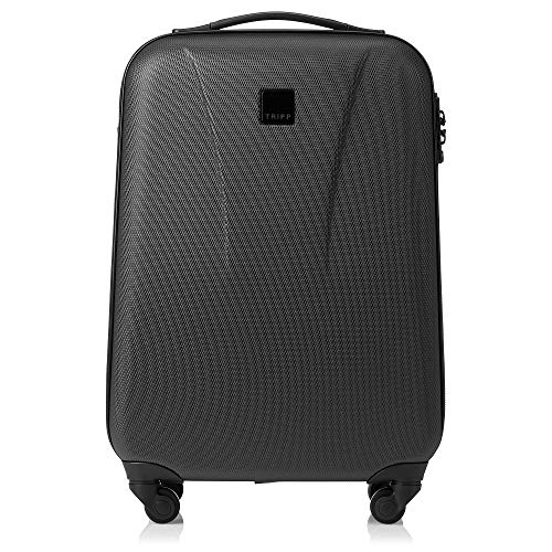 Tripp Black Lite 4 Wheel Cabin Suitcase