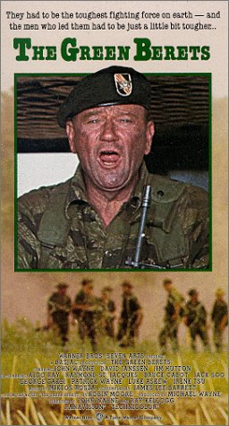 The Green Berets [VHS]