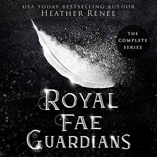 Royal Fae Guardians cover art