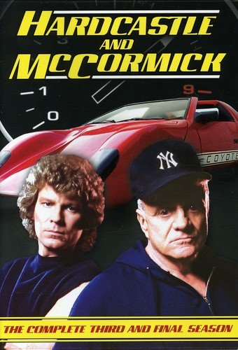 Hardcastle and McCormick - The Complete Third and Final Season