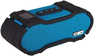 Altec Lansing IMW678-BLU Omni Jacket NFC Waterproof Bluetooth Speaker, Blue