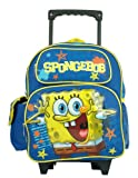 Spongebob Squarepants Toddler 12' Rolling Backpack
