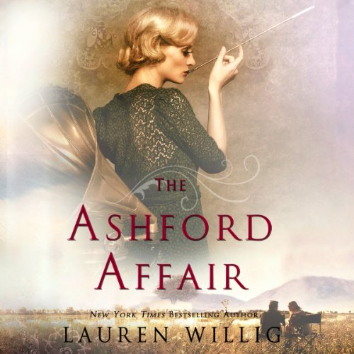 The Ashford Affair audiobook cover art