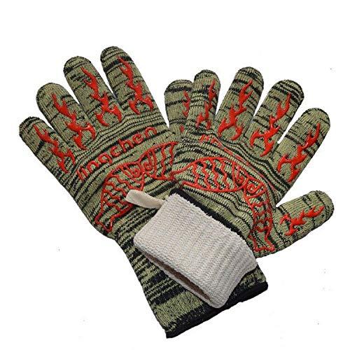 MMGCHandschuhe Camouflage Aramid Plus Wasserdichte Schicht Wasserdichte Anti-Schneid-Mehrzweck-Schutzhandschuhe