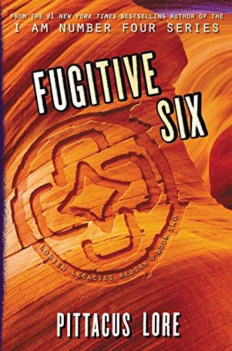 i am number four books set - 2