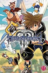 Kingdom Hearts III Edition simple Tome 1