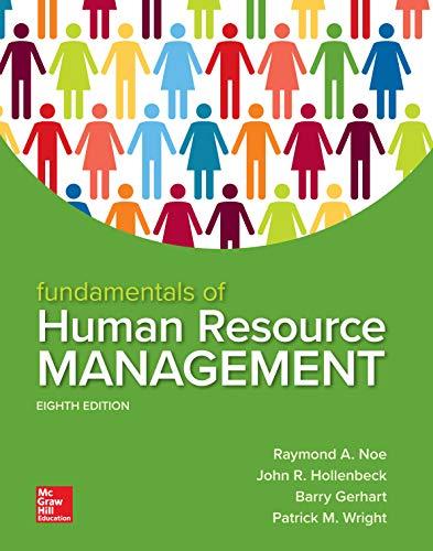 Fundamentals of Human Resource Management (English Edition)