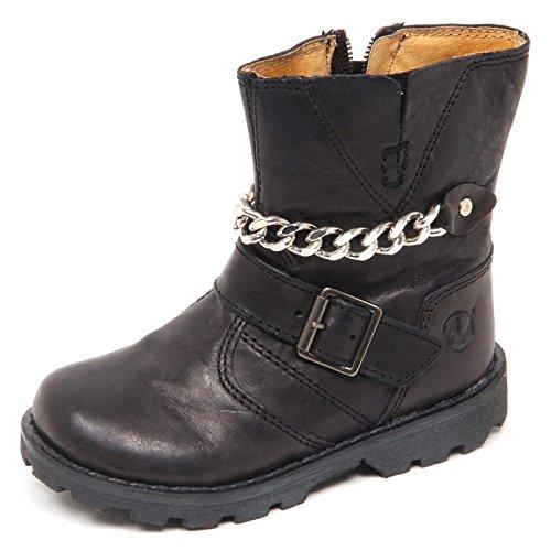Naturino E7356 Stivale Bimba Black Falcotto by Scarpe primi passi Boot Baby Girl [22]