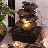 Creative Touch Zen Flow - Fuente de agua para...