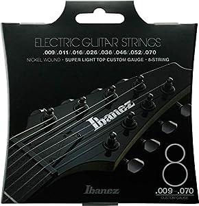 Nickel Wound Para guitarra eléctrica Escala 009-070