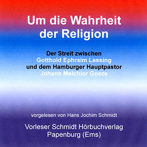 Um die Wahrheit der Religion audiobook cover art