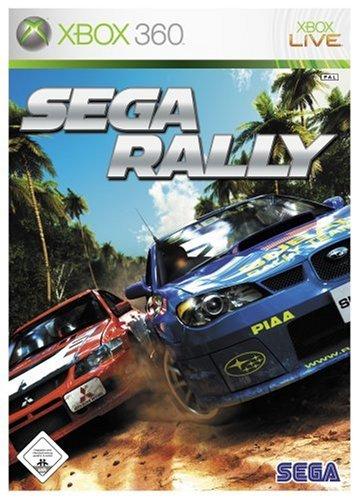 SEGA Rally (Deutsch) - Juego (DEU)