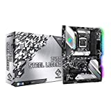 Asrock Z490 Steel Legend Intel Z490 ATX Motherboard, 1200 Socket, 4 DDR4, CrossFireX, HDMI, Display Port, 2.5G LAN, RGB Lighting, M.2