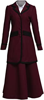 Women's Suit for Doctor Who 8th Season Missy Mistress Cosplay