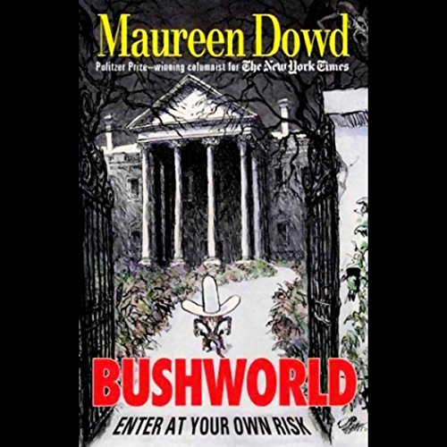 Bushworld audiobook cover art
