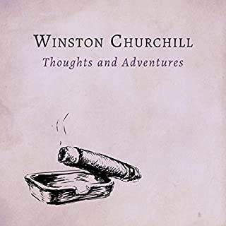 Thoughts and Adventures audiobook cover art