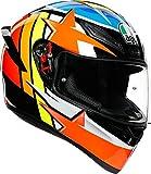 AGV K1 Rodrigo Casco De Motocicleta S