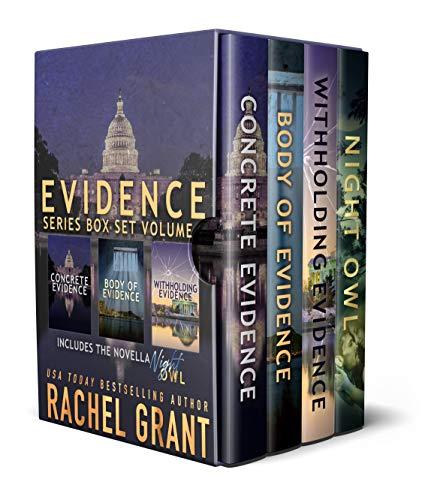 Evidence Series Box Set Volume 1 (Evidence Box Sets)