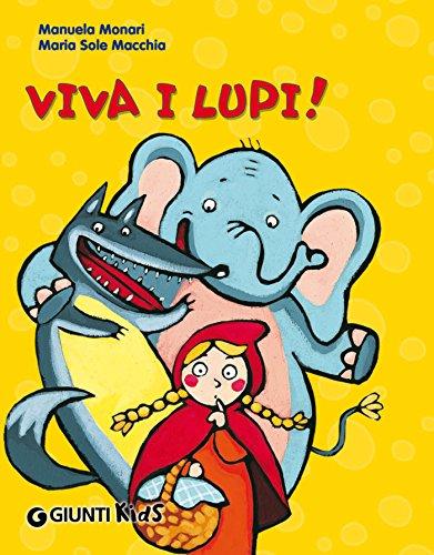 Manuela Monari - Viva i lupi! (Bollicine) (2020)