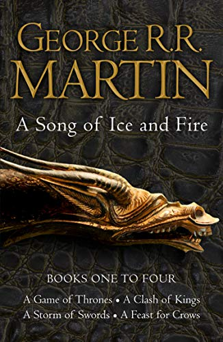 A Game of Thrones: The Story Continues Books 1-4: The bestselling epic fantasy masterpiece that inspired the award-winning HBO TV series GAME OF THRONES (A Song of Ice and Fire) (English Edition)