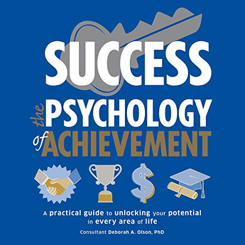 Success: The Psychology of Achievement audiobook cover art