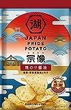 湖池屋 Japan Pride Potato 焼のり醤油 60g ×12袋