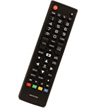 New AKB74915305 Replaced TV Remote Control for LG Models 43UH6030 43UH6100 43UH6500 49UH6030 49UH6090 49UH6100 49UH6500 50UH5500 50UH5530 55UH6030 55UH6090 55UH6150 55UH6550 60UH6035 60UH6150