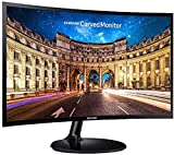 Samsung 27 inch (68.5 cm) Curved LED Backlit Computer Monitor - Full HD