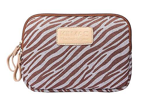 Black Temptation Porte-Monnaie avec Sangle de téléphone Portable Sac à Main Fashion Bag