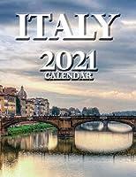 Italy 2021 Calendar