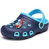 VILOCY Kid's Cute Garden Shoes Cartoon Slides...