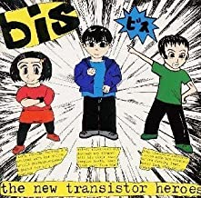 New Transistor Heroes + 3 by Bis (1997-03-26)