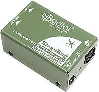Radial ラジアル ファントム電源供給機 StageBug SB-48UB Powerbar 【国内正規輸入品】