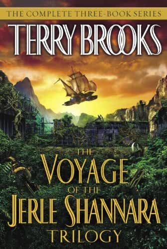 The Voyage of the Jerle Shannara Trilogy (English Edition)