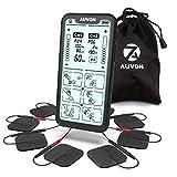 Best Tens Units - AUVON Dual Channel TENS Unit Muscle Stimulator, 24 Review