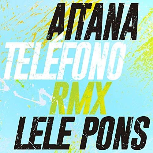 Aitana & Lele Pons