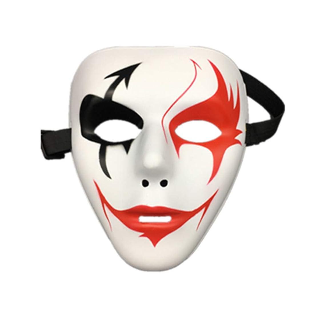 皮肉見捨てられたブルジョンハロウィンマスクフルフェイスストリートダンス振動マスク仮装変なマスクダンスマスク