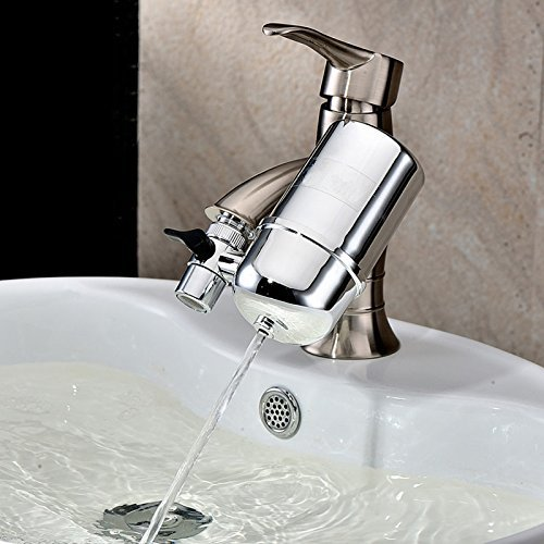 Lingstar Faucet Water Filter Tap Water Purifier Home Kitchen Filter Water Purifying Device Faucet Water-strainer