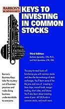 Keys to Investing in Common Stocks (Barron's Business Keys)