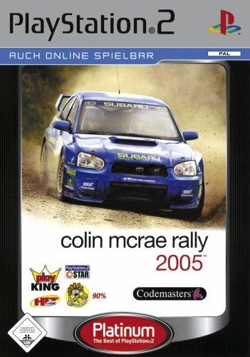 Colin McRae Rally 2005 [Software Pyramide]